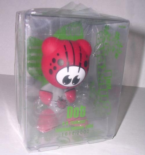 Exclusive SDCC Dot Funkey