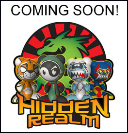 Hidden Realm Funkeys