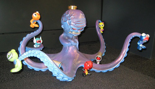 Custom XL Funkey - Octo-Monster