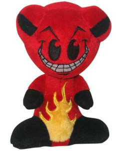 UBFunkeys Plush Deuce Funkeys Plushies