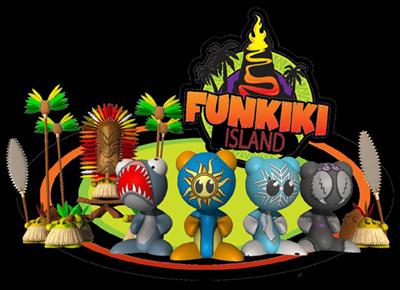 Funkeys Funkiki Island