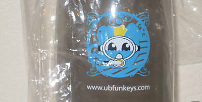 U.B.Funkeys water bottle Funkeys waterbottle Tank
