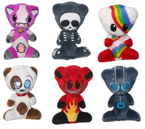 U.B.Funkeys Plush Stuffed Funkeys