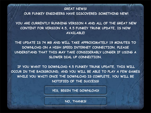 Hidden Realm Notification for the 4.5 Funkey Trunk Update