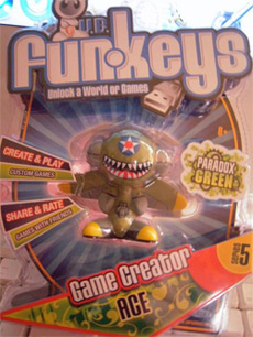 Funkeys Game Creator Ace