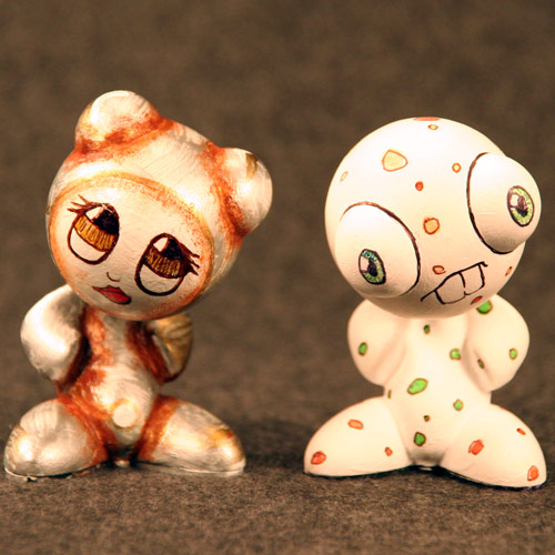 Custom U.B.Funkeys - Cinnamon and Pox