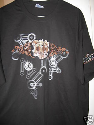 U.B.Funkeys T-Shirt with Sprocket